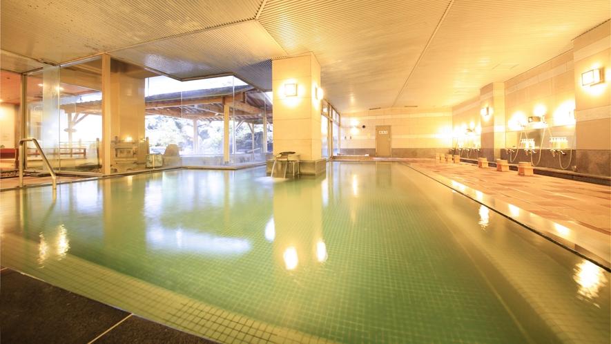 1階【楽水の湯】内湯