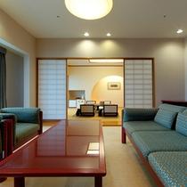 ■エクゼクティブフロア 和室10畳+リビング