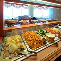 『野菜王国』伊良湖の野菜バイキング
