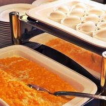 ★朝食バイキング♪ベルファサードの卵料理