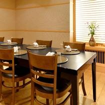 ★日本料理レストラン「四季」個室