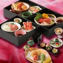 ★「日本料理 四季」≪四季茶箱≫