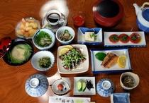 サバ尽くし朝食①