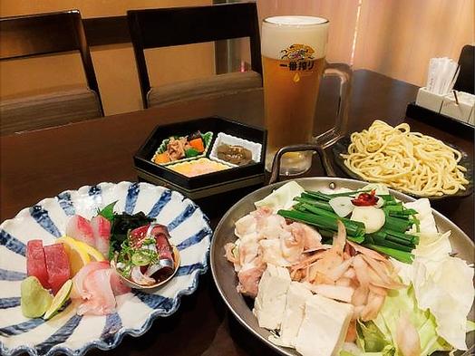 【夕食付】福岡の郷土料理満載!夕食付プラン◆彩り豊かな朝食無料サービス◆