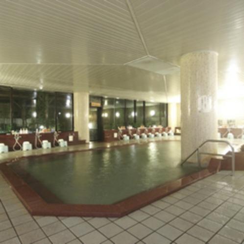 大浴場(沸かし湯)