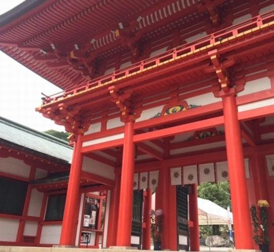 カルタの聖地 近江神宮