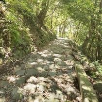 東海道石畳