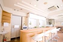 カフェテリア オープンキッチン