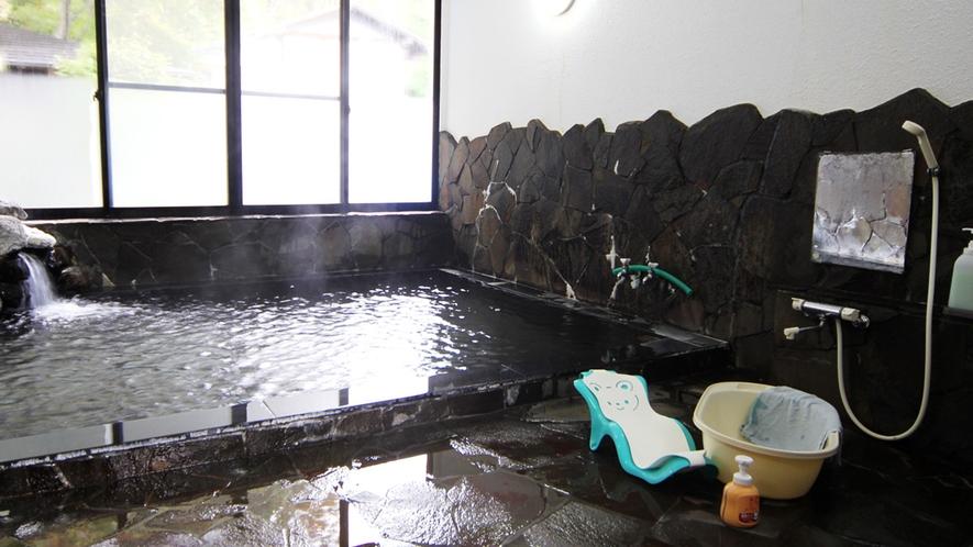 ■【赤ちゃん歓迎】寒い季節は内湯で一緒に温泉をお楽しみ下さい