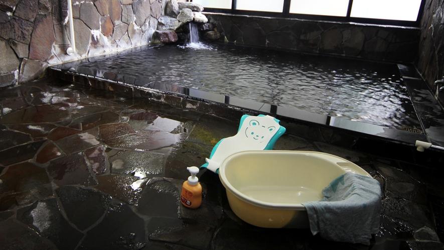 ■【赤ちゃん歓迎】赤ちゃんアメニティにベビーソープ・湯上げ用おくるみをご用意しております。