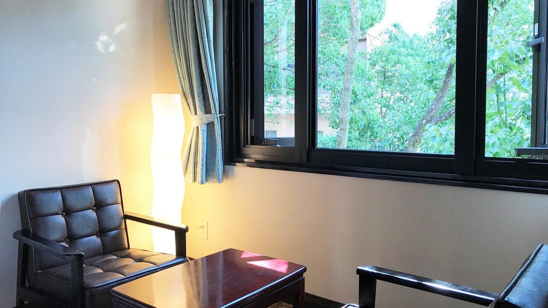 【客室窓・ツインルーム】