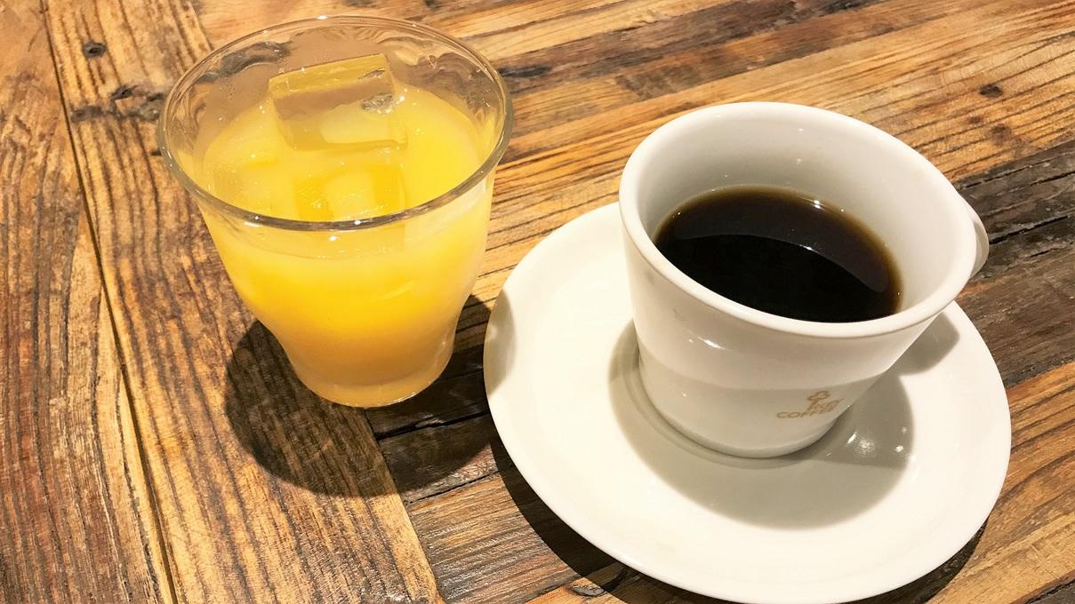 【朝食・一例】