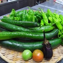 新鮮野菜(2)