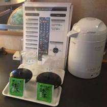 伊藤園で人気のお~いお茶ティ-パッグ(ツインルーム)一例