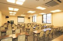最大50名様可能な会議室