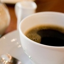 【コーヒー】朝は食べない!派の方もコーヒーだけでも。素敵な朝のスタートになります♪