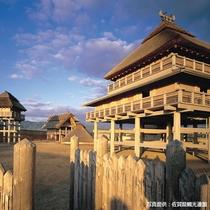 吉野ヶ里歴史公園(神埼市・吉野ヶ里町)