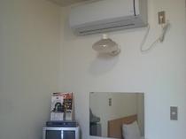 客室 エアコン