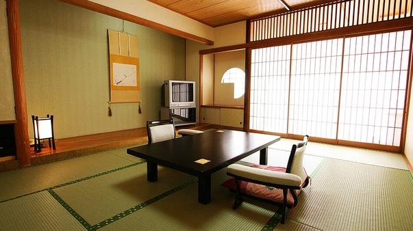 おまかせ・和室10畳(バス・トイレ付)または8畳(トイレ付)