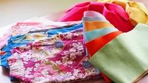 選べるデザイン浴衣(夏期/大人女性限定)