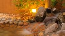 露天風呂 星宵の湯