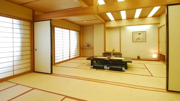 【おまかせ】7名様迄宿泊可能「広びろ和室」(50平米以上)