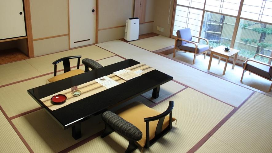 【露天風呂付末広亭 和室12.5畳】