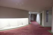 4階客室階廊下