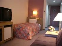 シングル客室例
