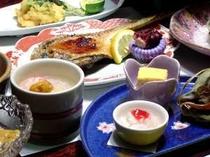海の幸を堪能「美国膳」