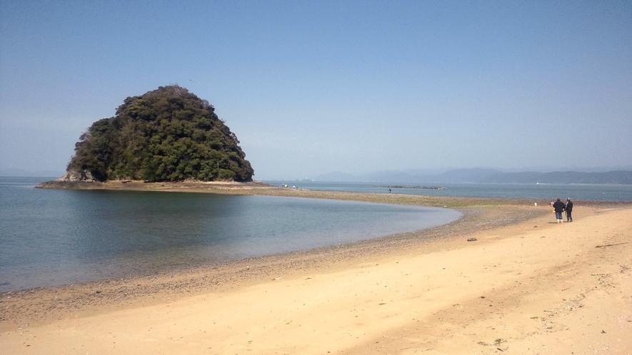 外平(ほかびら)海岸