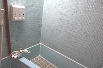 客室風呂の一例
