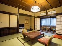 【和室8畳】定員2~3名様のお部屋です。