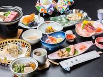 【夕食】春の一例