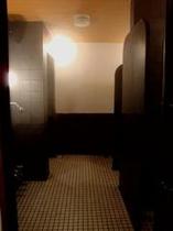 「新浴室」(洗い場)