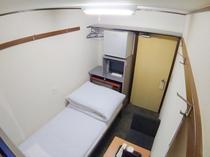 本館の「小洋室」小型冷蔵庫付き(2階)①