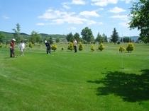 ウッドパークゴルフ場