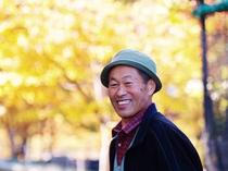 【高橋武市さん】60周年を迎える陽殖園の花の管理や品種改良を一人で行っています。