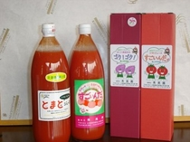 売店商品・トマトジュース