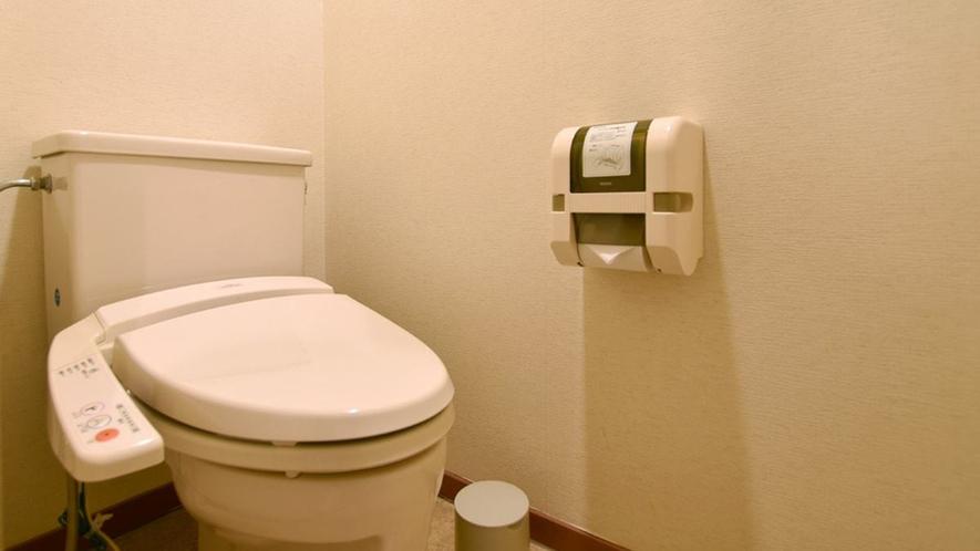 【和洋室】洗浄機付トイレ