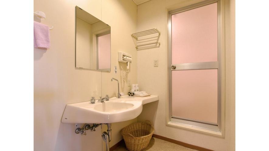 【和洋室】浴室
