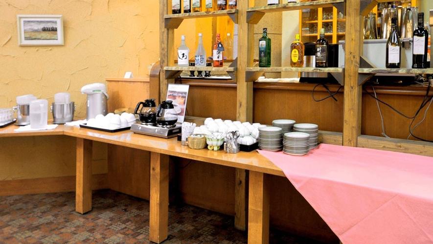 【レストラン】ご朝食後のコーヒーはいかがでしょうか。