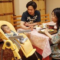赤ちゃん旅行デビュー♪赤ちゃん連れでも安心してお寛ぎいただける施設・サービスがたくさん♪