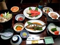 ある日の夕食例1