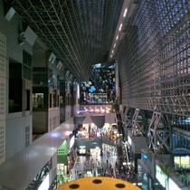 ■JR京都駅 コンコース