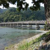 ■嵐山 渡月橋