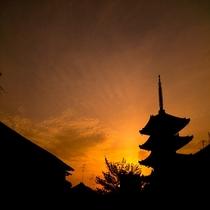 ■八坂の塔
