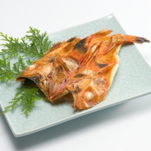 【夕食例】当館こだわりのお食事をお楽しみ下さい。