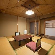 【和室/嵐山】一室毎に異なる趣のお部屋となっております。