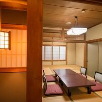 *【和室/友禅】お部屋の名前は京都の地名からお部屋のコンセプトを決めております。
